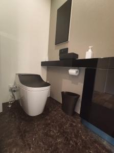 おしゃれな全自動おそうじトイレ